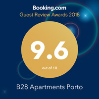 Booking 2018 Award