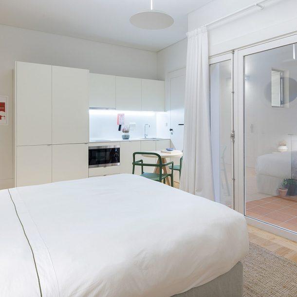 b28 apartments Standard room Home 3